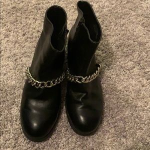 Forever 21 ancle boots